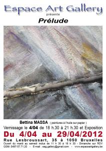 Affiche avril 2012 B.Massa