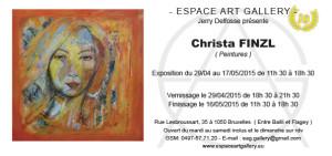 Invitation Christa FINZL