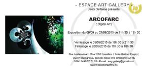 Invitation ARCOFARC