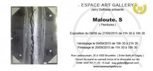 Invitation Maloute. S