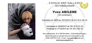 Invitation Yves ABILENE