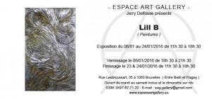 Invitation Lill B