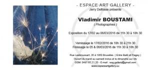 Invitation Vladimir BOUSTAMI