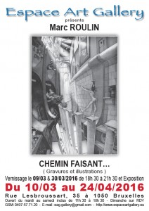Affiche Marc ROULIN