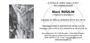 Invitation Marc ROULIN