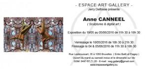 Invitation 2 Anne CANNEEL