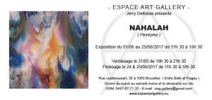 Invitation NAHALAH