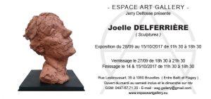 Invitation Joelle DELFERRIÈRE