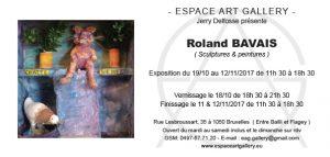 Invitation Roland BAVAIS