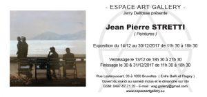 INvitation Jean Pierre STRETTI