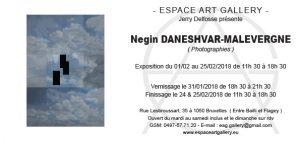 Invitation Negin DANESHVAR-MALEVERGNE
