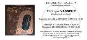 Invitation Philippe VASSEUR