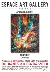 Affiche Arnaud CACHART