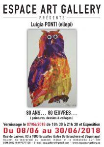 Affiche Luigia PONTI