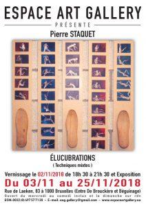 Affiche Pierre STAQUET