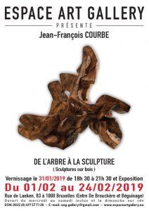 Affiche Jean-François COURBE